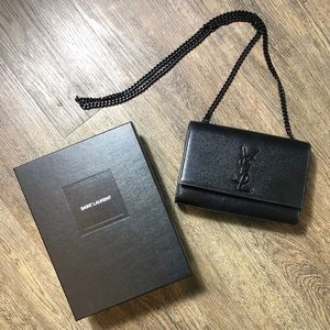 Authentic YSL shoulder bag - medium size